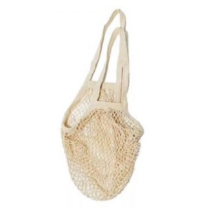 Reusable Fruit Cotton Mesh Net Produce Bag