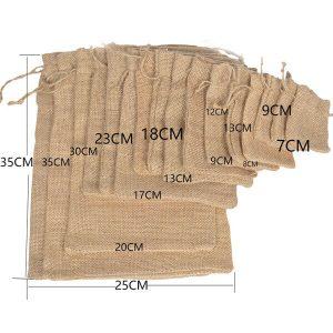 miniburlap bags