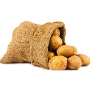 Jute potato bags